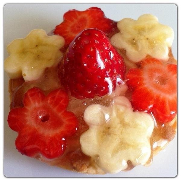 Ricetta dessert Pattìni con crostatine alla frutta