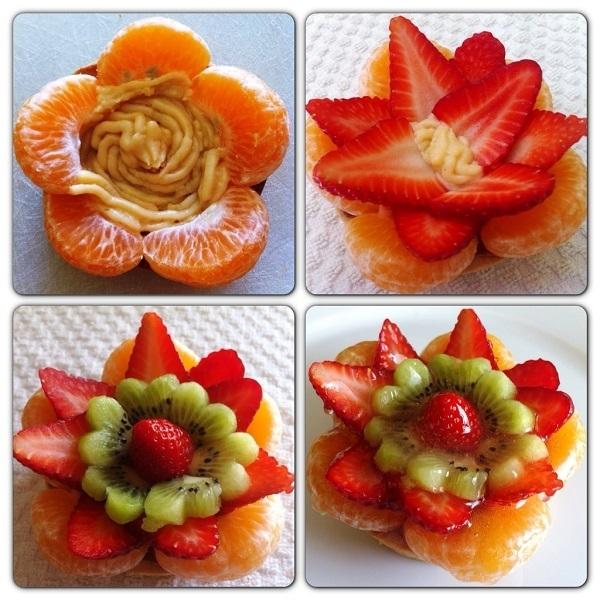 Ricetta crostata alla frutta Pattìni