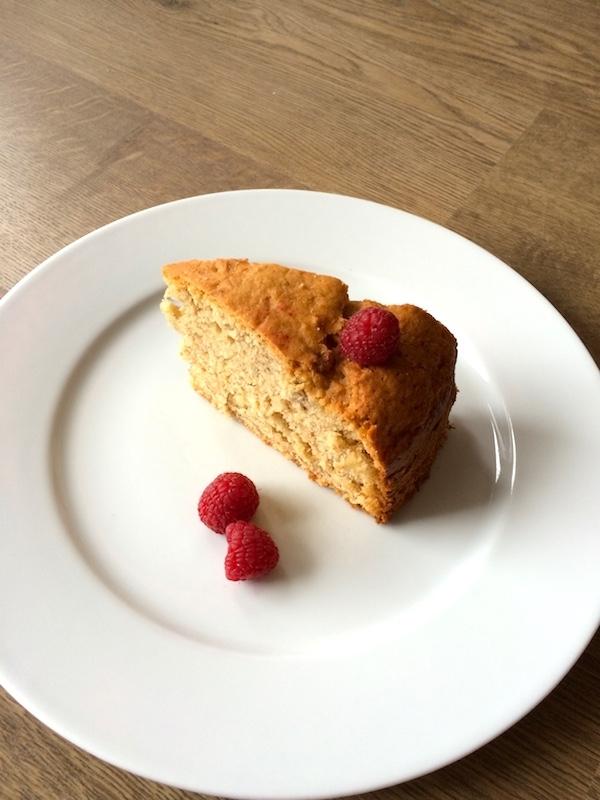 Torta senza burro banana bread Dolci Pattìn