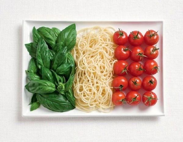 Bandiere di cibo: come ti promuovo un festival culinario