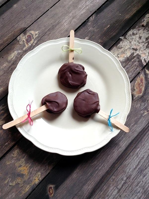 Ricetta gelato al cioccolato con frutta