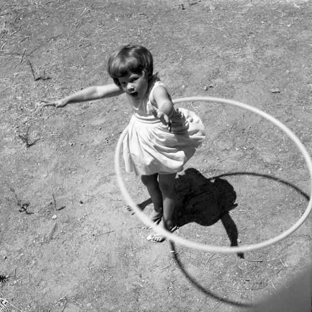 Il cerchio più famoso al mondo: l'Hula hoop