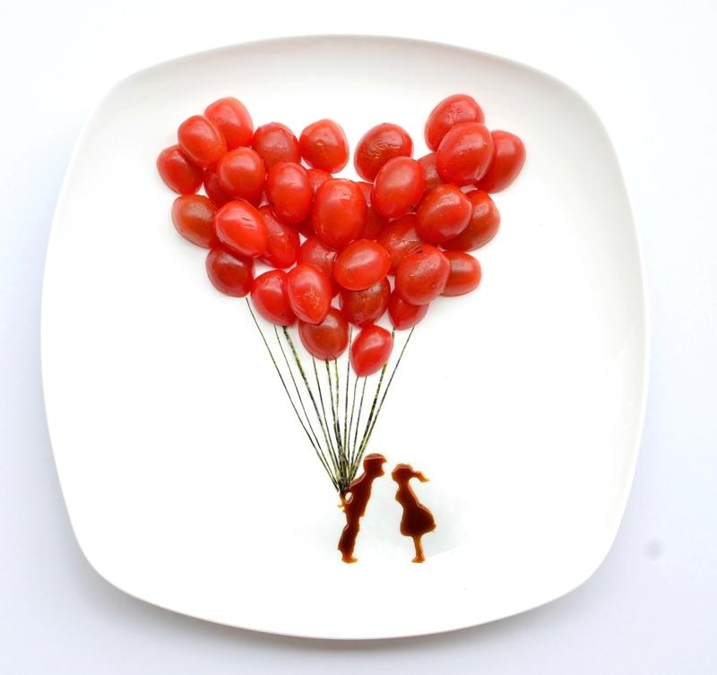 Instagram & Food: i piattini decorati di Hong Hi