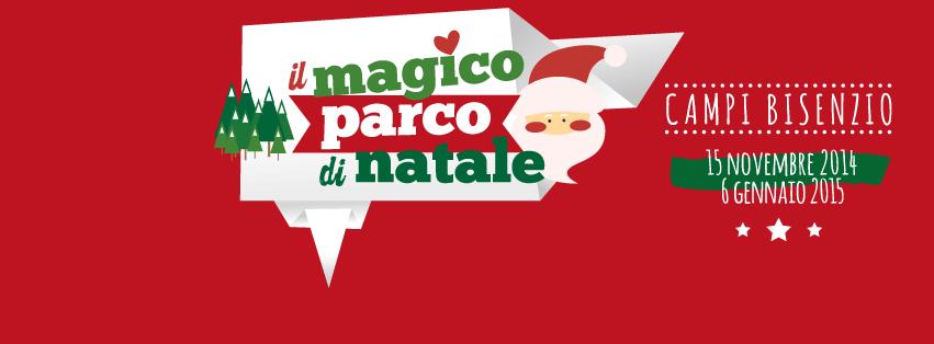 Il Nonno Pasticciere nel Magico Parco di Natale di Villa Montalvo