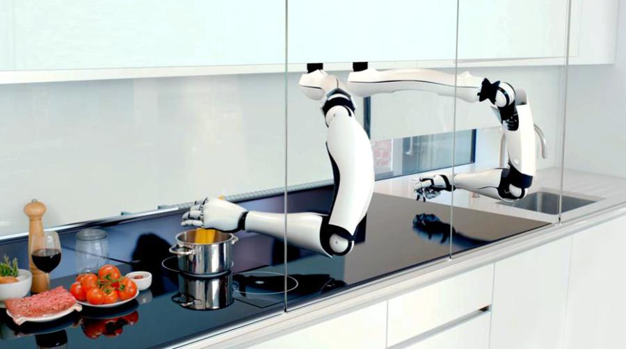 Il robot che cucina per te