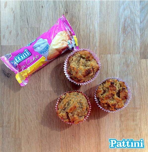 Da plumcake a muffini: come re-invetare una merendina