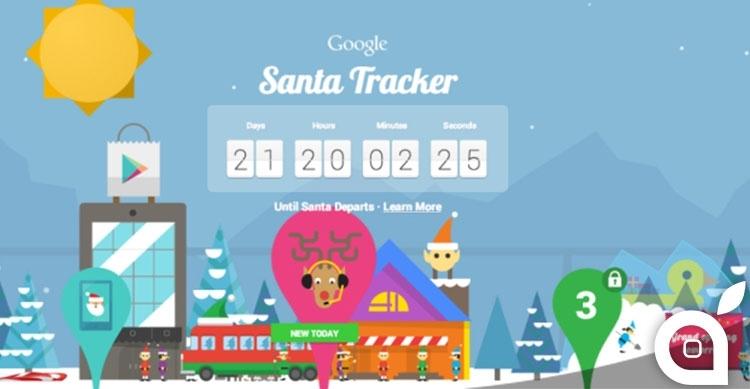 Seguite il Nonno Pasticciere e con lui Babbo Natale!