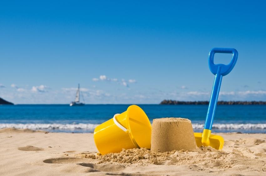 """Giochi """"da spiaggia"""": mare, sole e tanto divertimento!"""