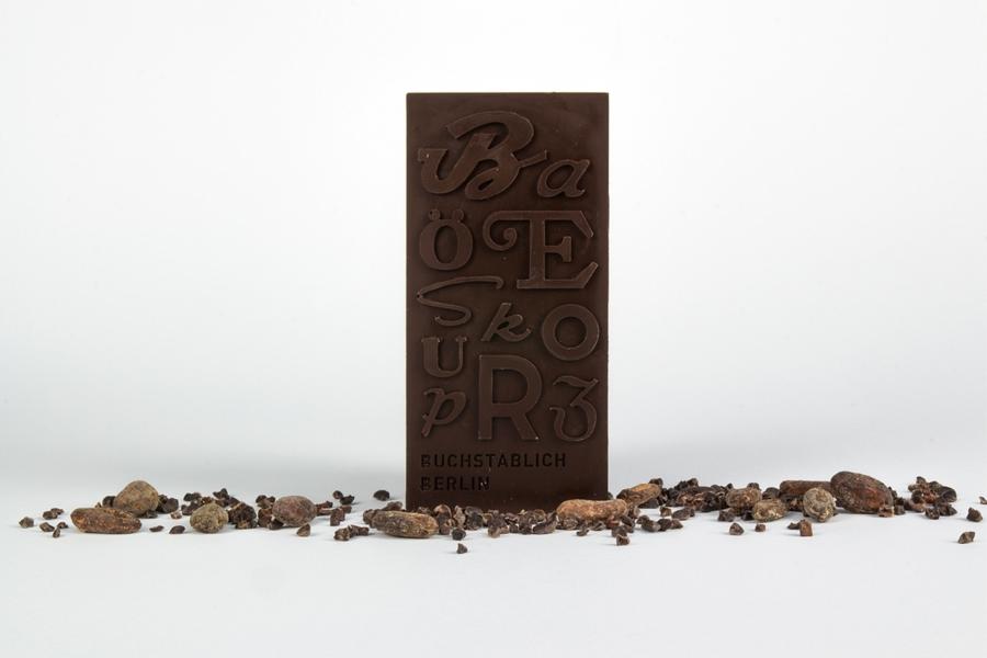 Cosa scrivi sulla cioccolata?