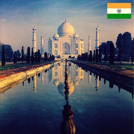 Colazione in India per un film da sogno!