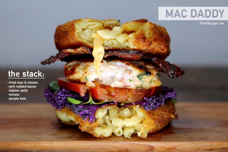 In quanti modi si può fare un hamburger?