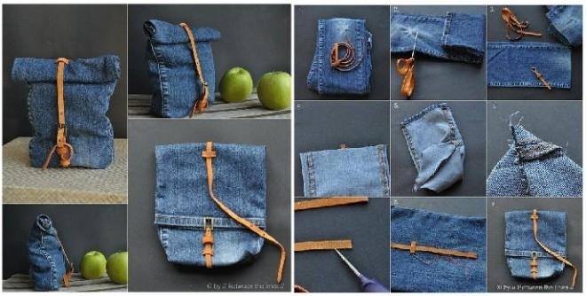 La moda che (si) trasforma: ecco come recuperare vecchi jeans