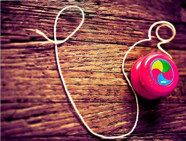 Lo Yo-Yo: gioco di agilità e concentrazione