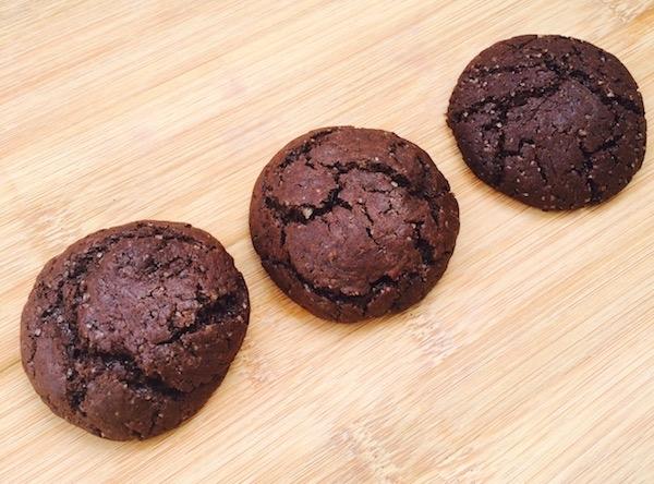 Ricetta cookies al cioccolato con latte e yogurt