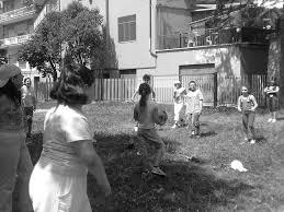 Giochi popolari con la palla