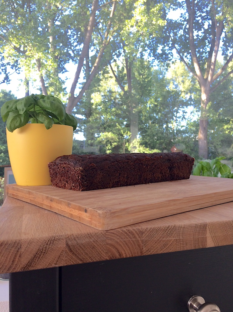 Ricetta plumcake al cioccolato e zucchine