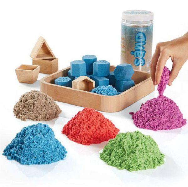 La sabbia cinetica fai da te