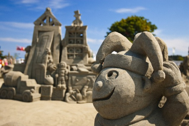 Castelli di sabbia: trucchi e suggerimenti