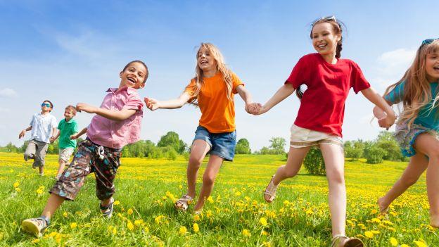 Liberate la fantasia…giochiamo insieme all'aria aperta