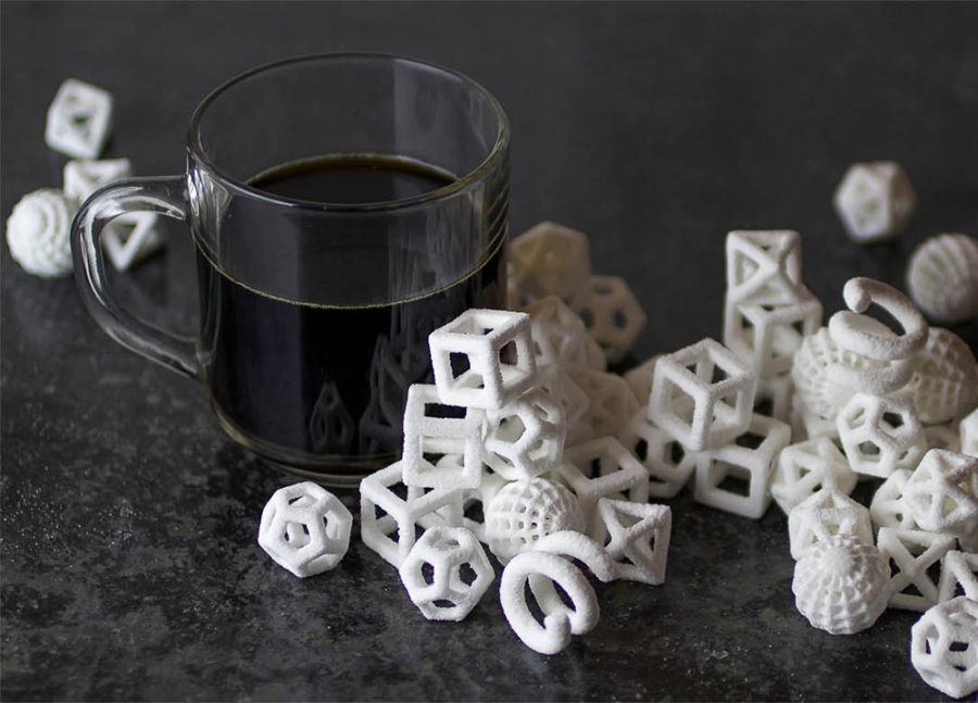 The sugar lab: ecco lo zucchero che diventa arte