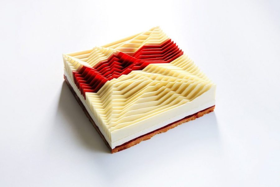 Le torte stampate in 3D