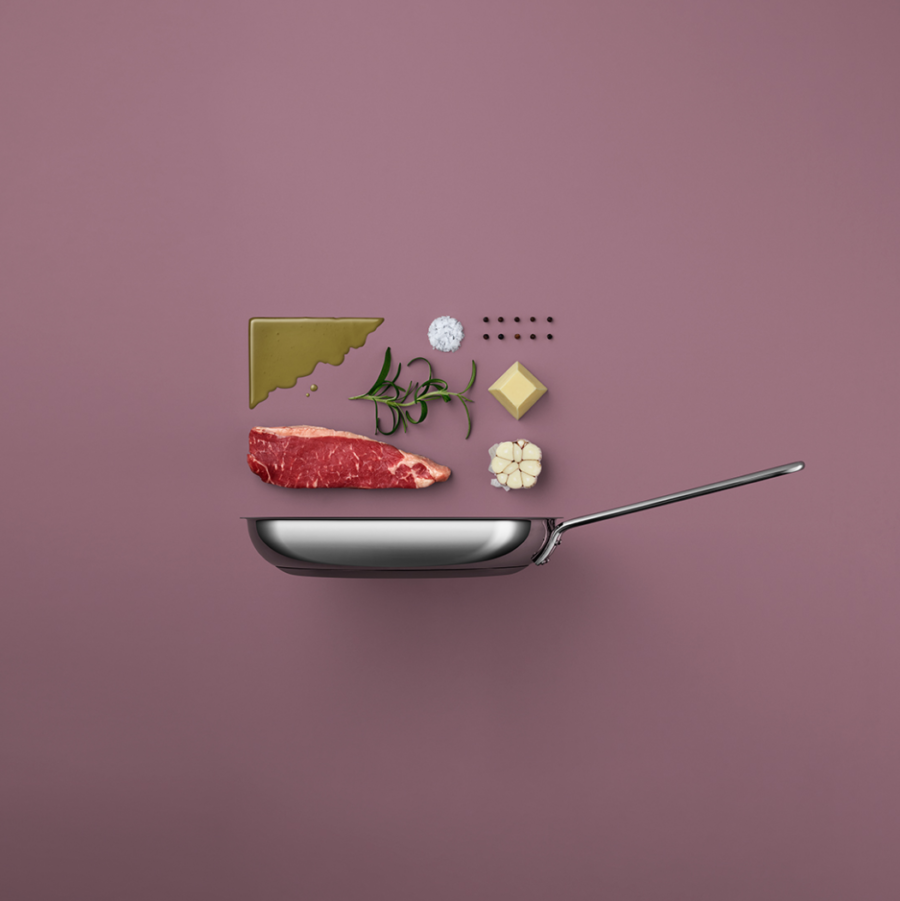 Le ricette scomposte di Mikkel Jul Hvilshøj