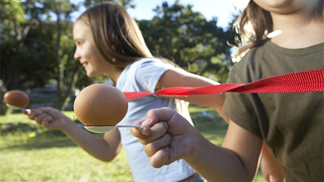 Caccia alle uova di Pasqua: tante idee per trascorrere in allegria le vostre vacanze