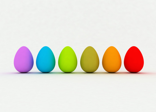 È nato prima l'uovo o la Pasqua?