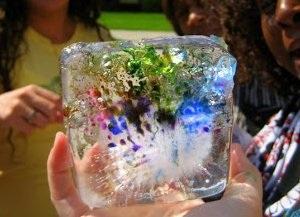 Giochi ed esperimenti col ghiaccio
