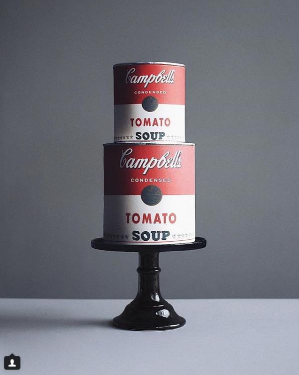 Torte cilindriche e arte contemporanea