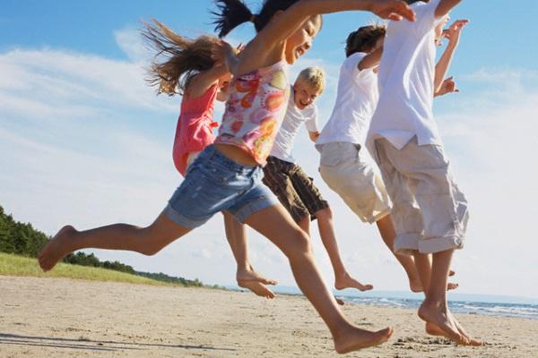 Giochi all'aperto: per le vostre vacanze scegliete il divertimento