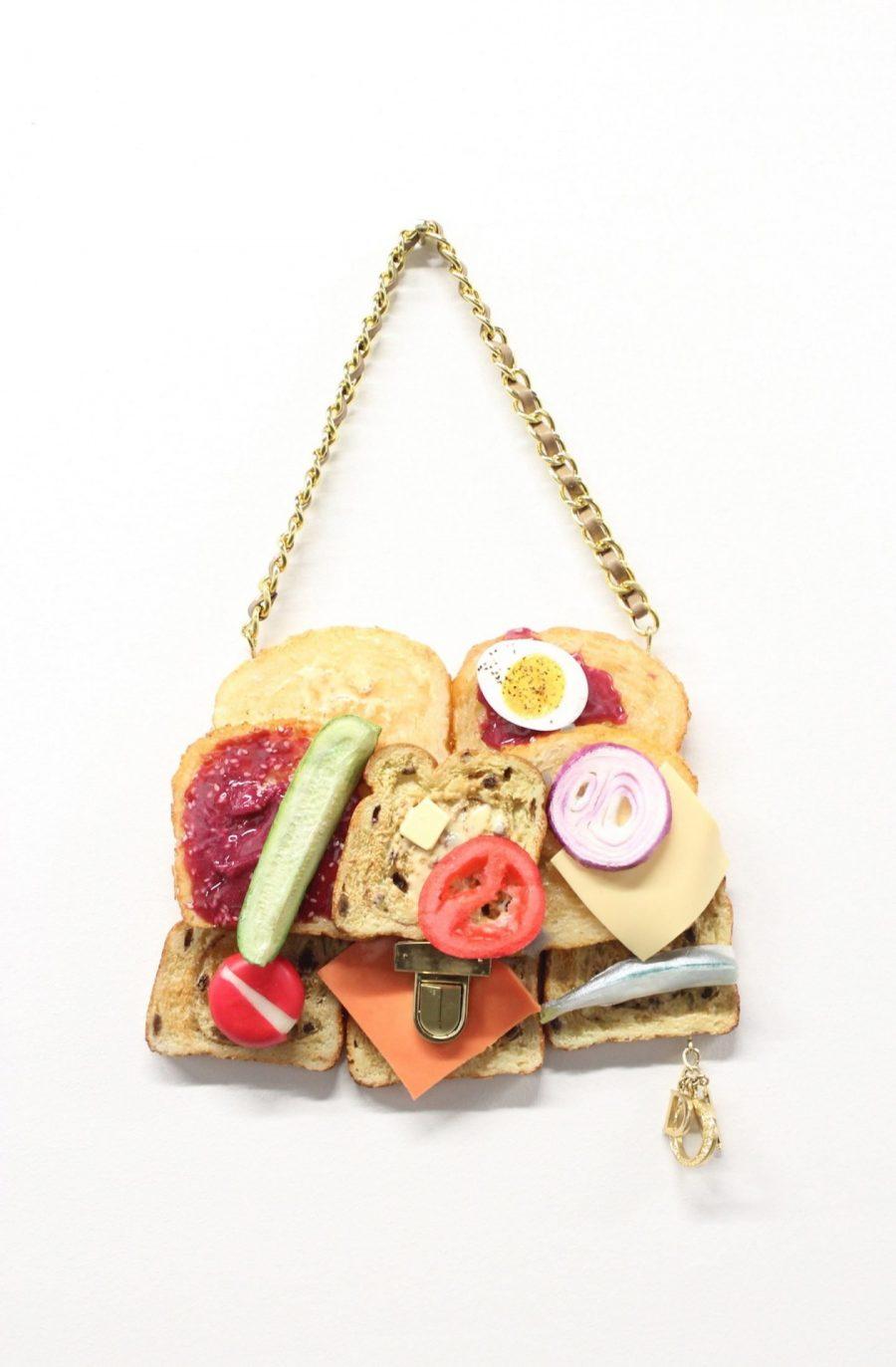 Nuovo trend nella moda: le borse di cibo