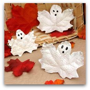 Halloween: idee per fantasmi fai da te