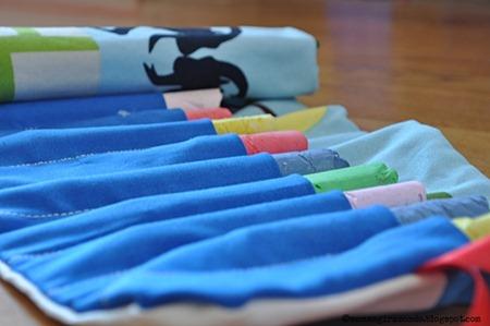 Gessetti colorati fatti in casa