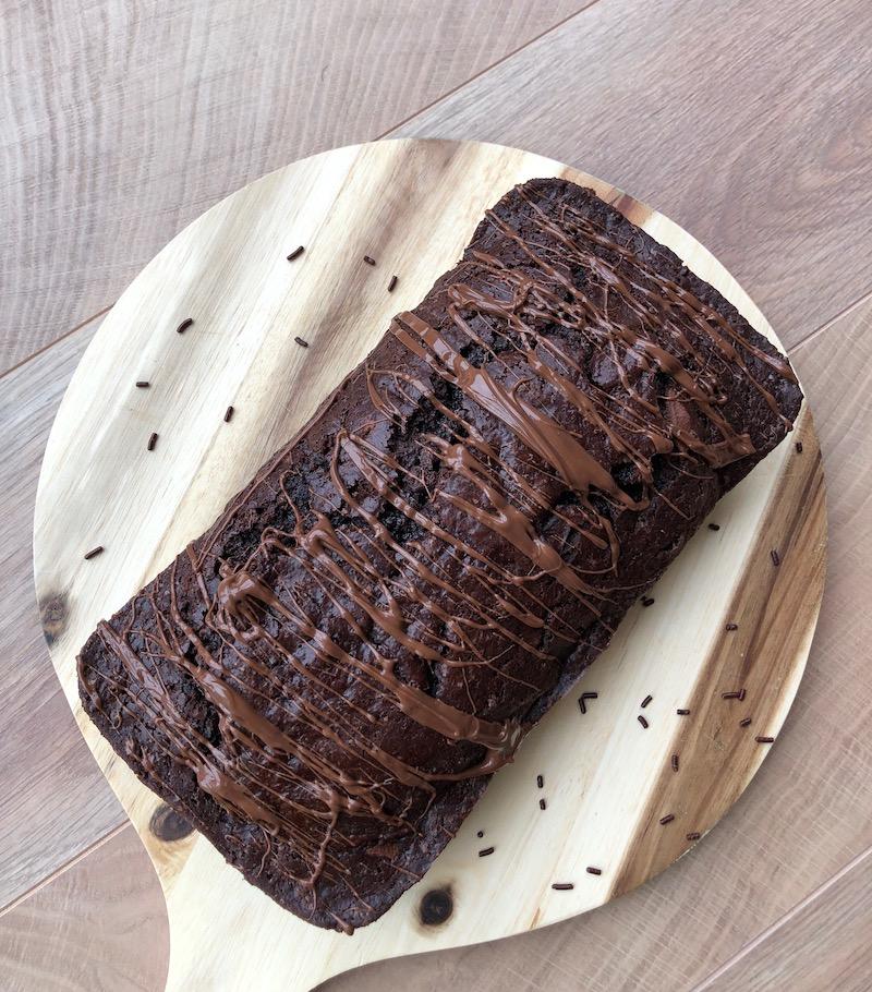 Ricetta plumcake al cioccolato super-veloce