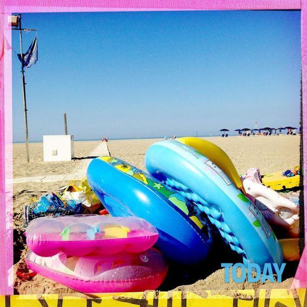 Il mare di plastica da riciclare