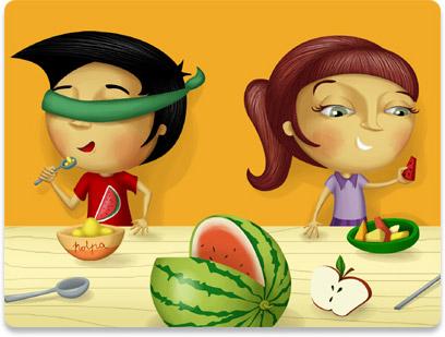 Giocando si…mangia!