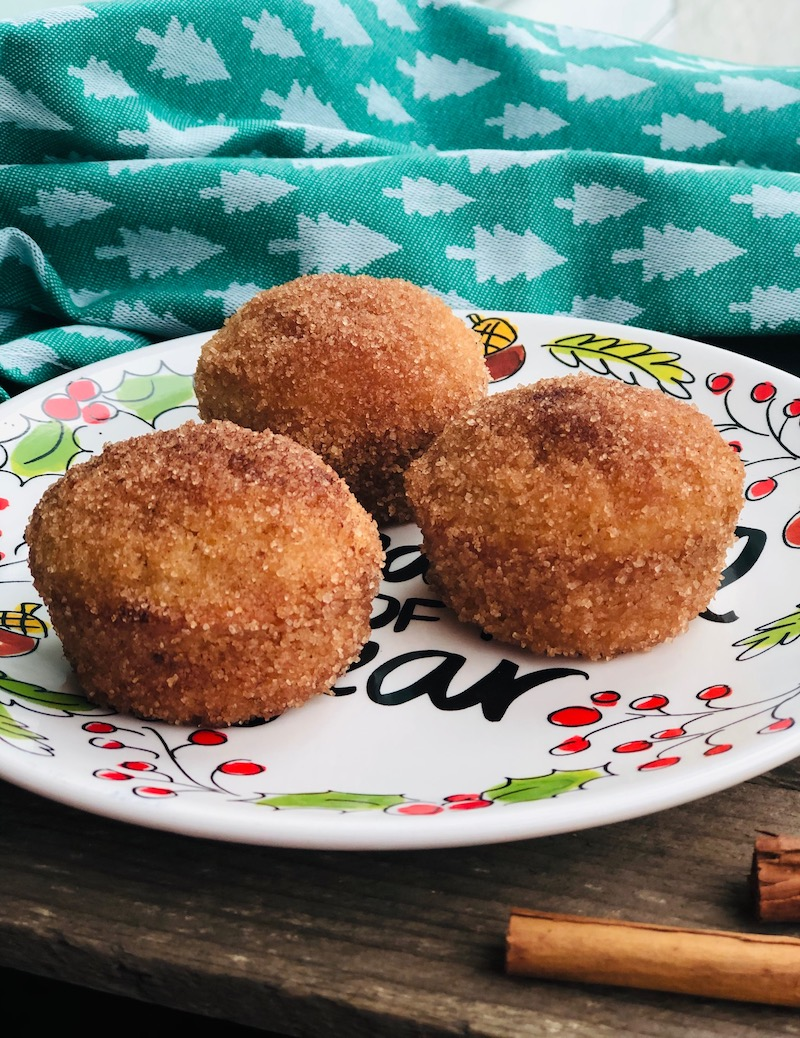 Ricetta muffin-donuts dolci pattìni