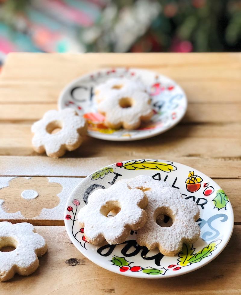 Biscotti canestrelli dolci pattìni