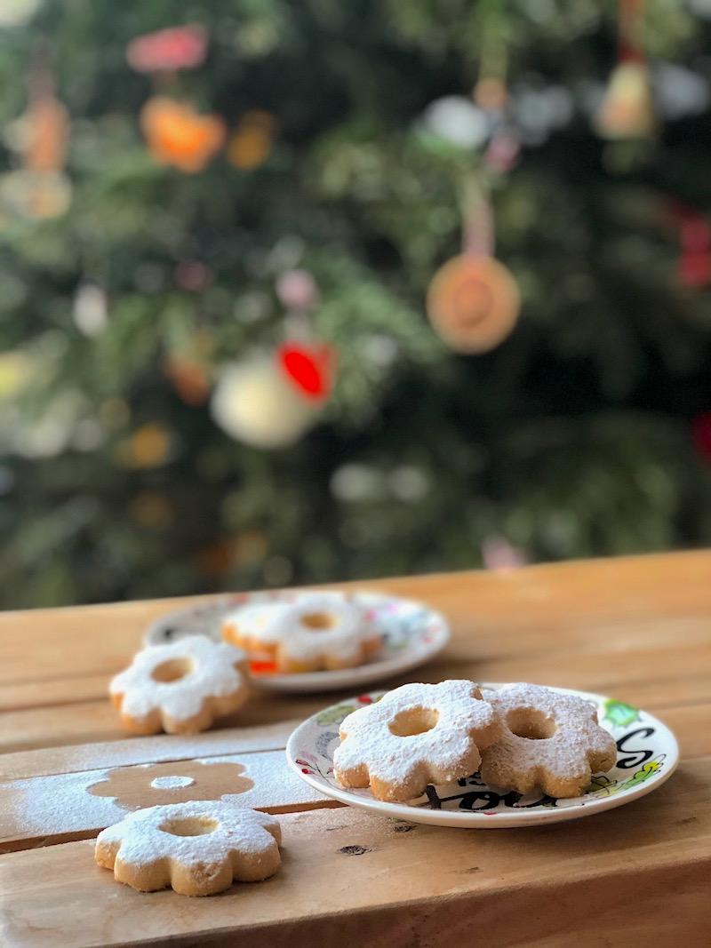 Canestrelli: la ricetta dei biscotti perfetti da regalare a Natale