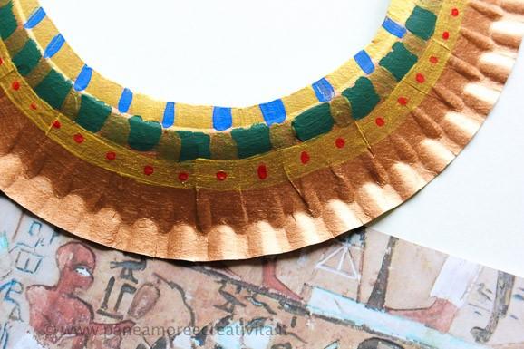 Dagli Egizi agli antichi Romani: costumi di carnevale realizzati a mano