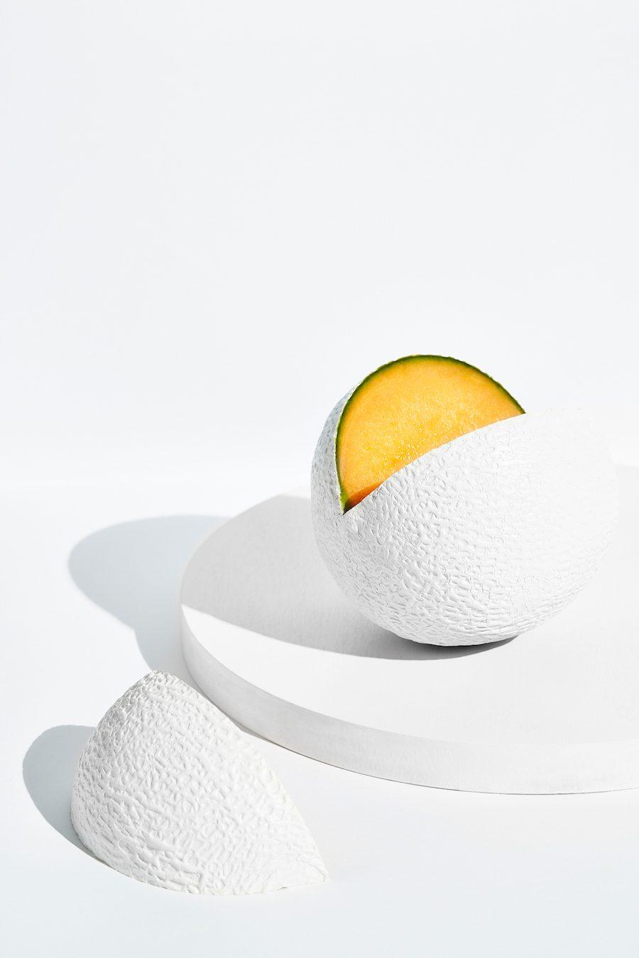 "Frutta e verdura in ""bianco"""