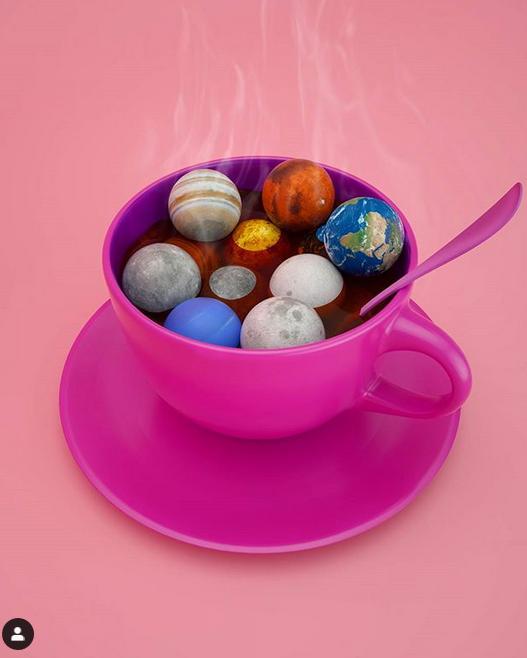 L'aspetto giocoso del cibo: il mondo a colori di ParsaNice