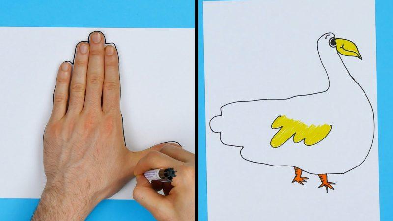 Disegnare con facilità: alcune idee creative per realizzare disegni originali