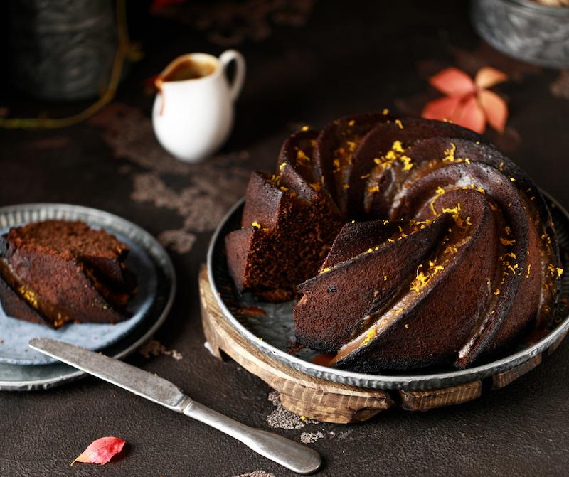 Torta al cioccolato e arancia: la ricetta per la merenda dell'autunno