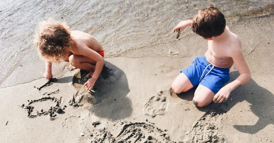 Porta in vacanza la fantasia e divertiti con alcuni semplici passatempi!